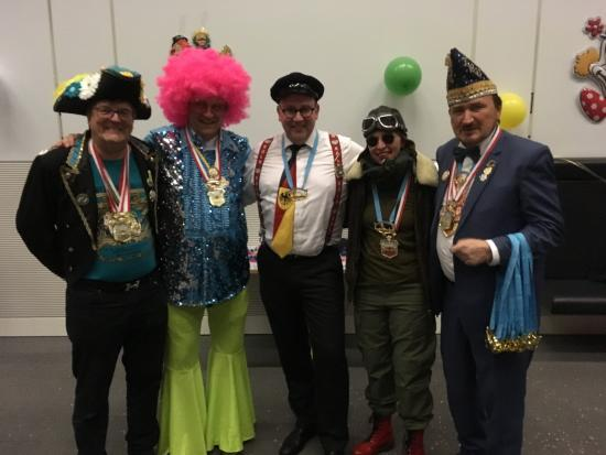 Karneval bei den Freien Demokraten