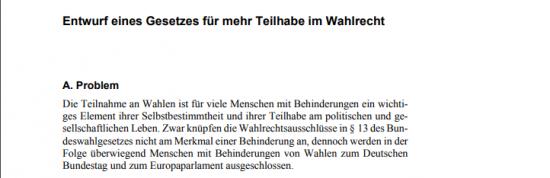 Der FDP-Antrag