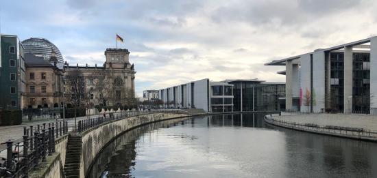 Spreeufer Berlin