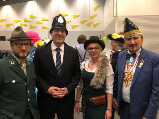 Team Todtenhausen im Karneval