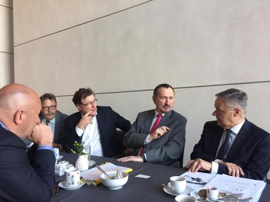 Sitzung der AG Handwerk