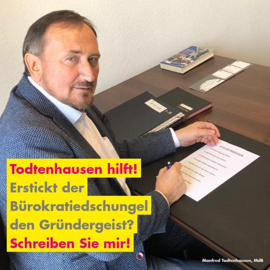Todtenhausen hilft
