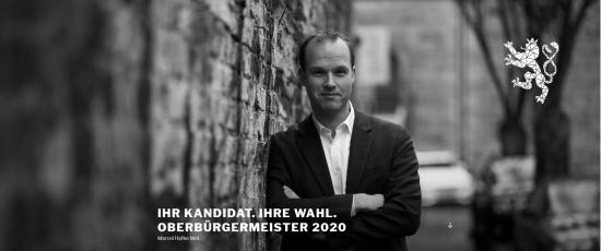 Wuppertal kann mehr! Marcel Hafke MdL
